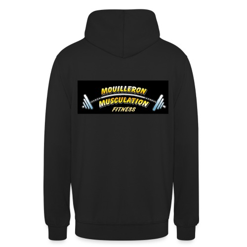 MMN - Sweat-shirt à capuche unisexe