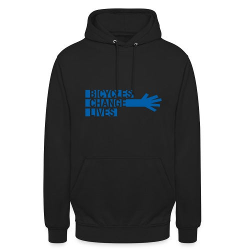 BCL Blue Hand - Unisex Hoodie