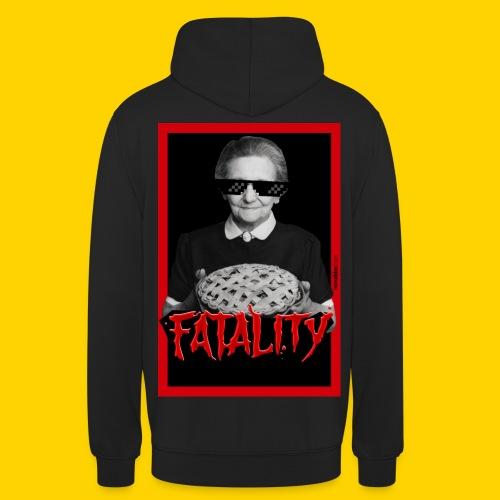 Fatality - Felpa con cappuccio unisex