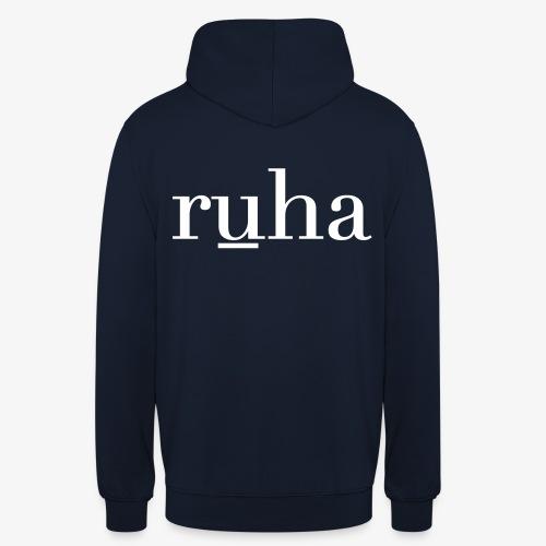 Ruha - Hoodie unisex