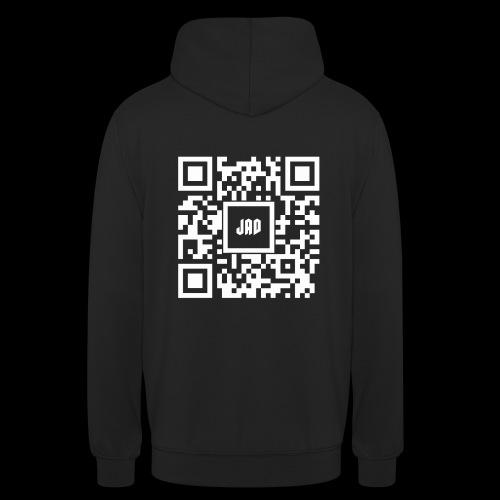 JAD / QR code 999 - Unisex Hoodie