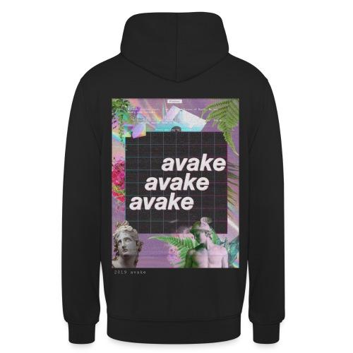 AVAKE Retro Design - Unisex Hoodie