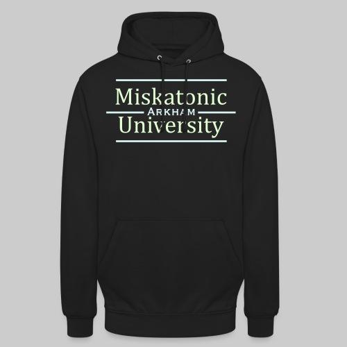 Miskatonic University - Unisex Hoodie