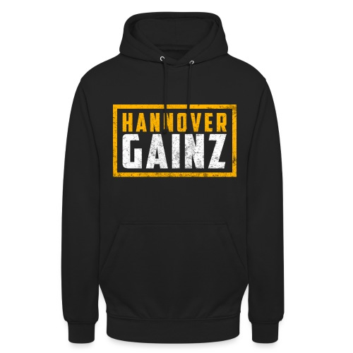 Hannover Gainz Logo png - Unisex Hoodie