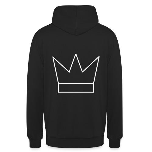 royal collection - Sweat-shirt à capuche unisexe