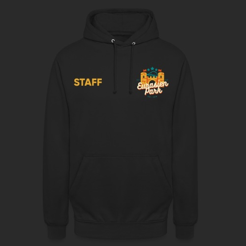 EURASIEN PARK Staff Supply - Unisex Hoodie
