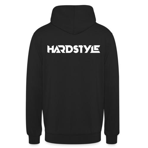 hardstyle - Sudadera con capucha unisex