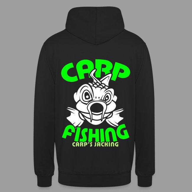 Carp s jacking double peche carpe poisson