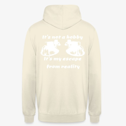 escape from reality - Unisex Hoodie
