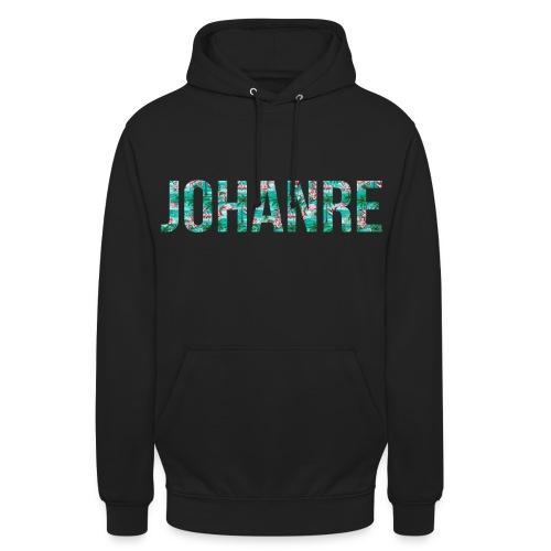 Johanre-logo-1-større-bil - Unisex-hettegenser