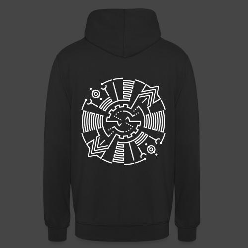 Tekno 23 Spirit - Sweat-shirt à capuche unisexe