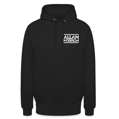 Allan Morrow logo - Unisex Hoodie