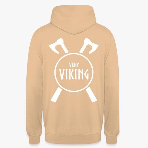Very Viking Brand - Hættetrøje unisex