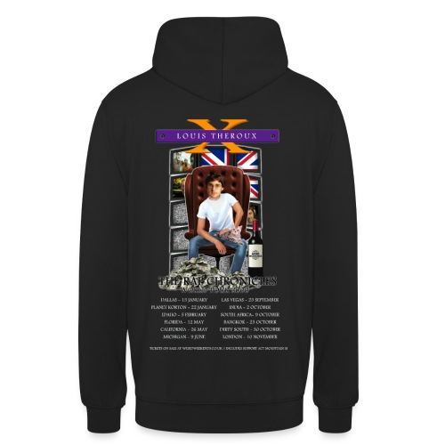 poster final png - Unisex Hoodie