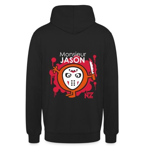 mr_jason - Sweat-shirt à capuche unisexe