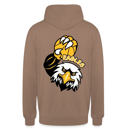 Eagles Basketball - Sweat-shirt à capuche unisexe