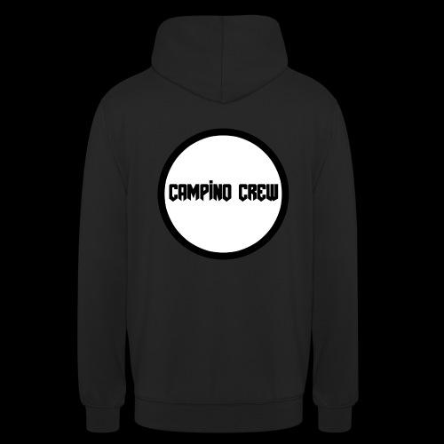 CampinoShop - Felpa con cappuccio unisex
