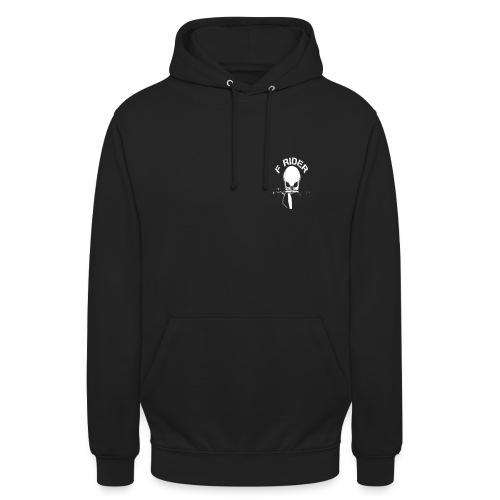 logo F Rider - Sweat-shirt à capuche unisexe