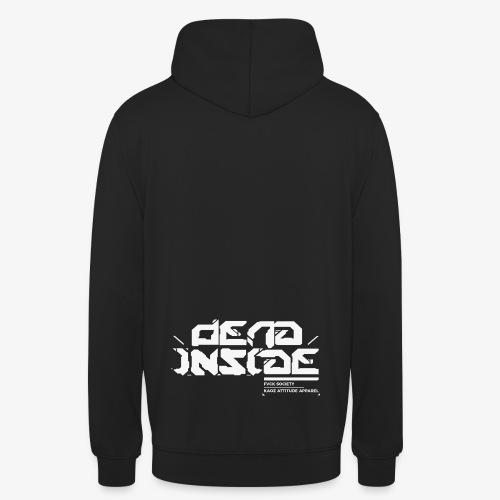 Dead Inside_fsociety collection - Unisex Hoodie
