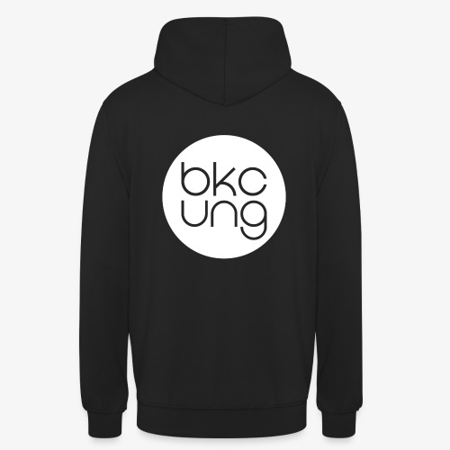 BKC UNG Baksida - Luvtröja unisex