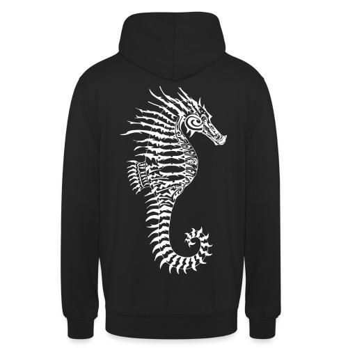 Alien Seahorse Invasion - Unisex Hoodie