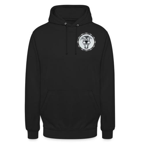 Aufdruck Pullover 1 Vorderseite png - Unisex Hoodie