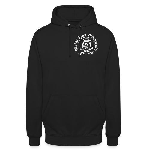 Logo_Metal-Club-Odinwald- - Unisex Hoodie