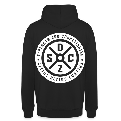 Damien Zaid Strength & Conditioning - Unisex Hoodie