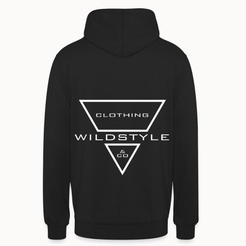 WildstyleLogo-Header-w - Unisex Hoodie