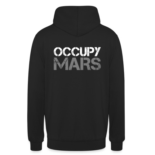 Occupy Mars - Unisex Hoodie