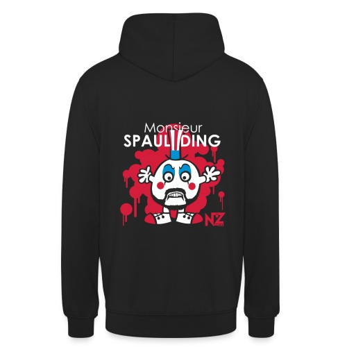 mr_spaulding - Sweat-shirt à capuche unisexe