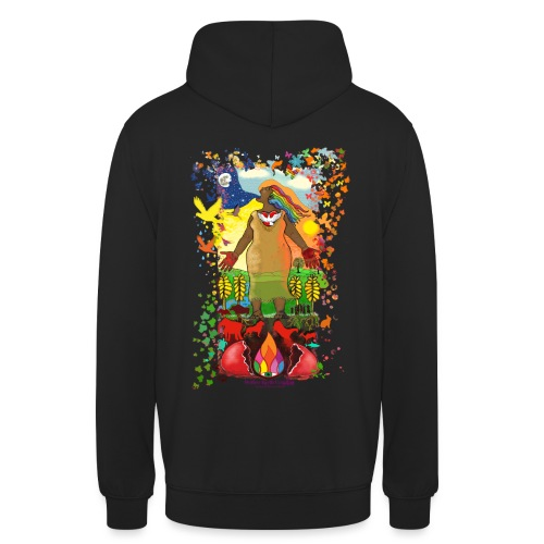Mother Earth Creating - Hoodie unisex