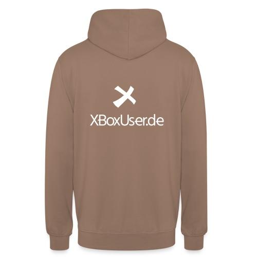 XBoxUser Logo hoch - Unisex Hoodie