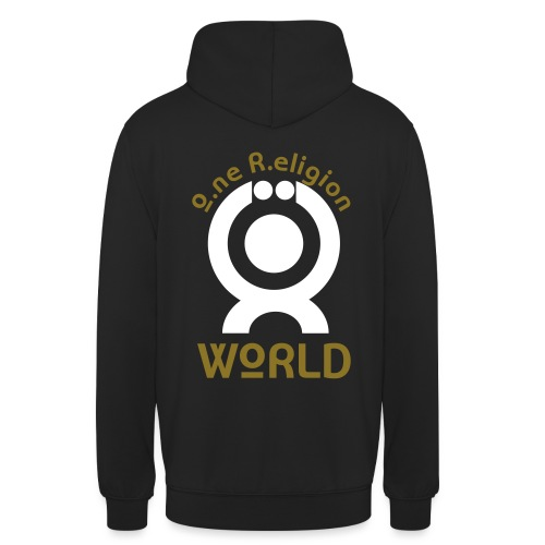 O.ne R.eligion World - Sweat-shirt à capuche unisexe