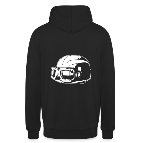 M2TS Helm Transparent Ric - Unisex Hoodie