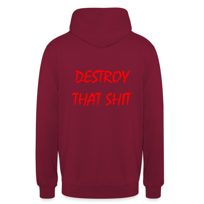 DestroyThatSh ** _ red