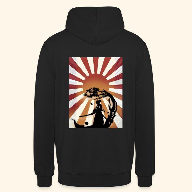 Japan Rising sun