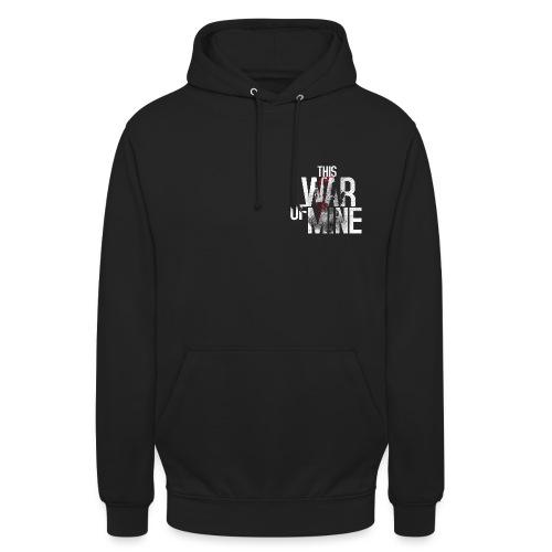 This War of Mine Logo - Unisex Hoodie
