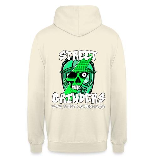Street Grinders Merch Grün - Unisex Hoodie