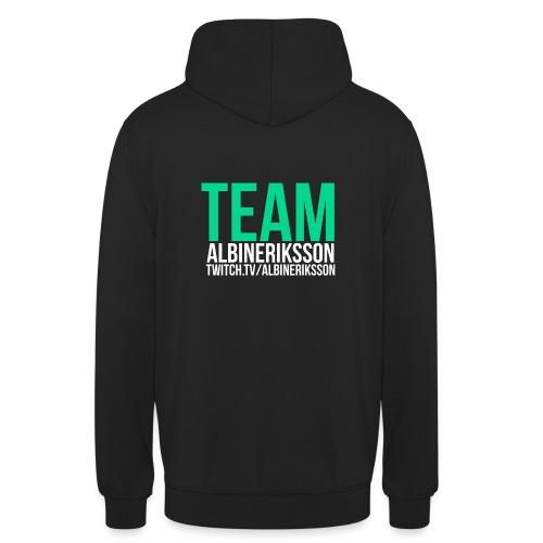 Team albinerikss0n - Luvtröja unisex