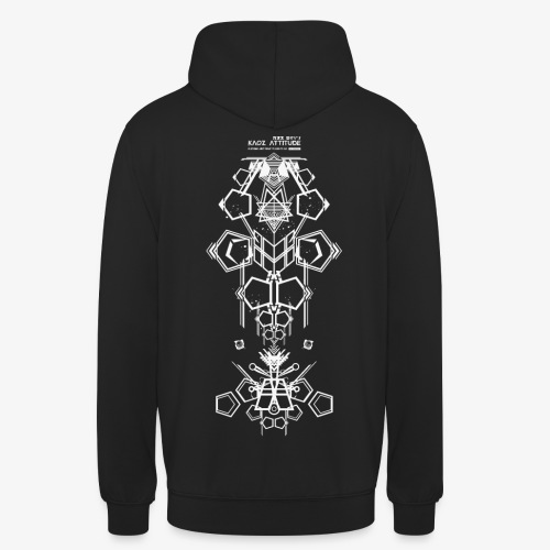 Symmetric 8.6 - Unisex Hoodie