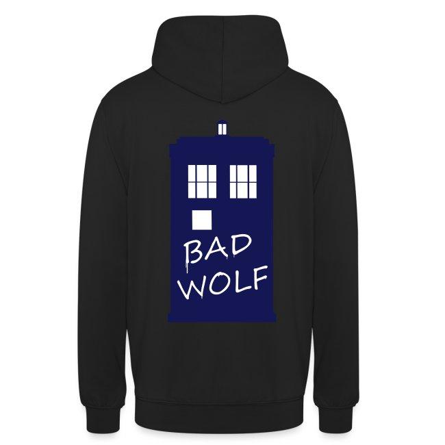 Bad Wolf Tardis