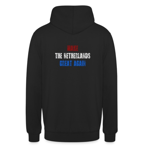 Make The Netherlands Great Again - Hoodie unisex