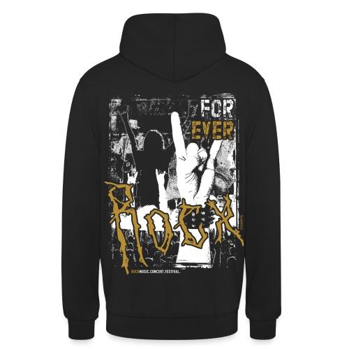 ROCX | FOREVER - Unisex Hoodie