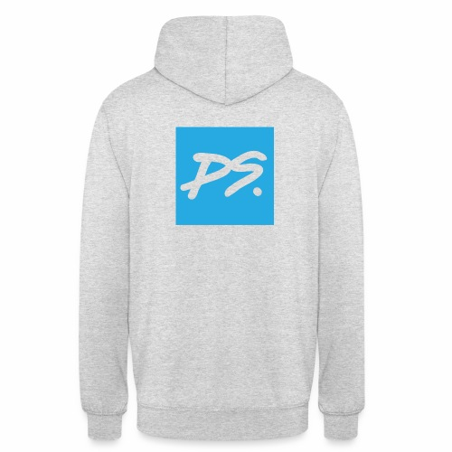 PS Box Logo - Unisex Hoodie