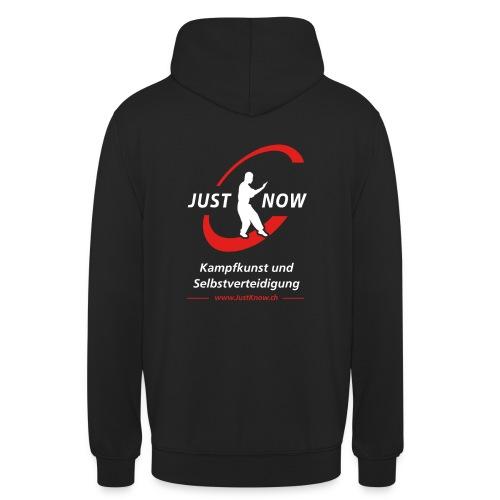 JustKnow - Kampfkunst und Selbstverteidigung - Unisex Hoodie