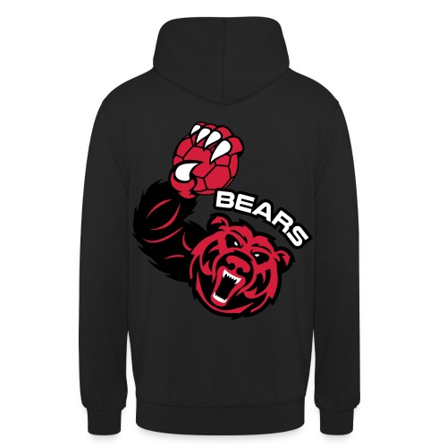 Bears Handball - Sweat-shirt à capuche unisexe