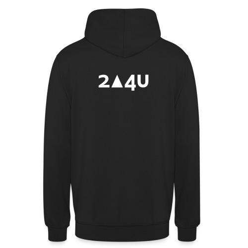 2△4U - Unisex Hoodie