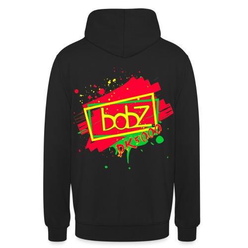 bobzplash - Hættetrøje unisex
