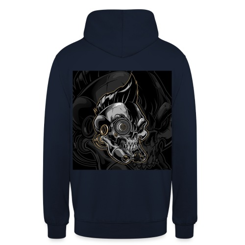 Nareku logo with background - Unisex Hoodie